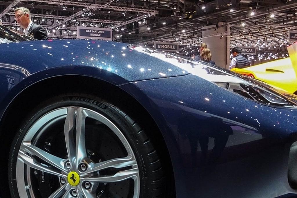 Geneven Autonäyttely 5.-8.3.2020