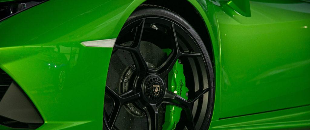 Lamborghini Vuokraus